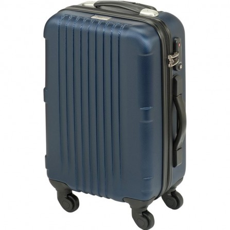 Valise PRINCESS Traveller San Francisco 55 cm - Bleu Marine (PTVA32005)