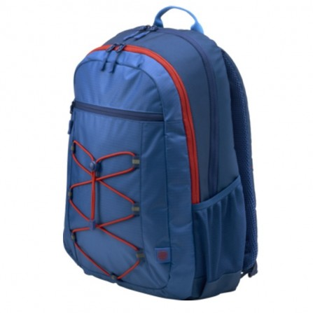 "Sac à Dos Pour PC Portable HP Active 15.6"" - Rouge & Bleu (1MR61AA )"