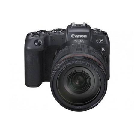 Appareil Photo Hybride CANON EOS RP + Objectif 24-105 mm – Noir