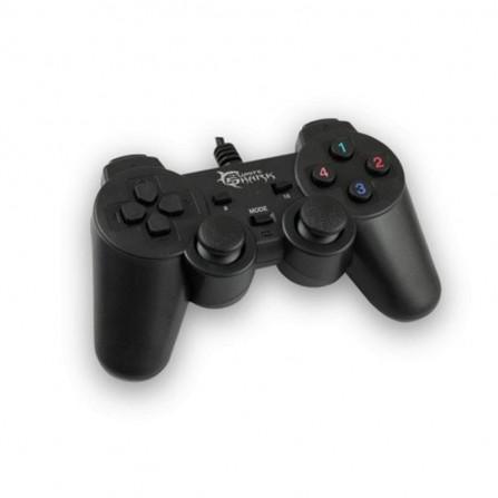 Manette de Jeux Gamer WHITE SHARK USB - Noir (GP-2009U )