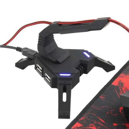 Hub WHITE SHARK Gamer X-200 4 Ports USB