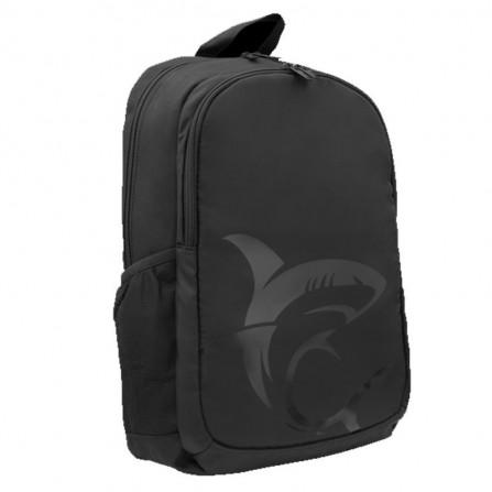 """Sac à Dos Gamer WHITE SHARK Scout Pour PC Portable 15.6"""" - Noir (GBP-006-Black)"""