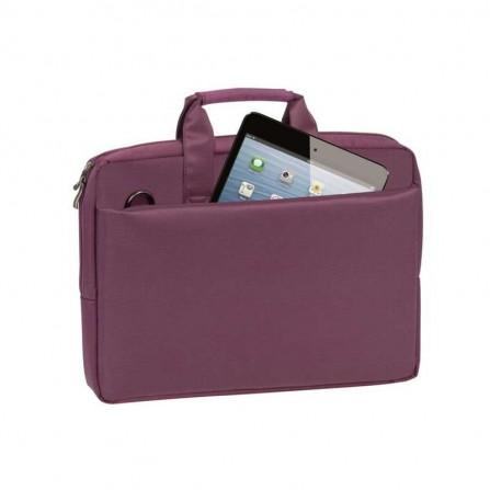"Sacoche RIVACASE 8221 Pour Pc Portable 13.3"" - Violet (RIVA-8221-PURPLE)"