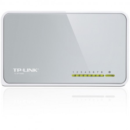 Switch TP-Link 8 ports 10/100Mbps