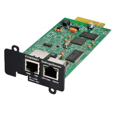 Carte Réseau EATON SNMP Network-MS