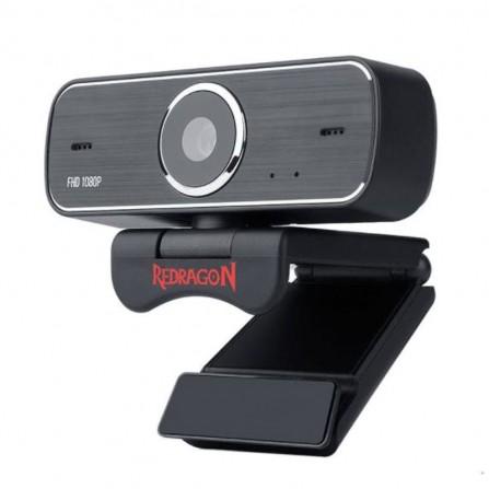 WebCam Full HD REDRAGON Hitman - Noir (GW800)