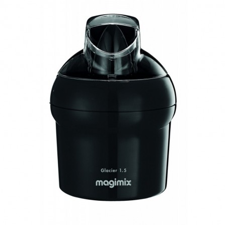 Sorbetière MAGIMIX GLACIER 1.5L Noir (11668)