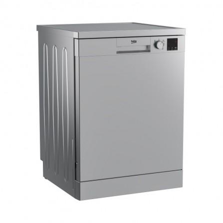 Lave vaisselle BEKO 13 couverts Silver (DVN05321S)