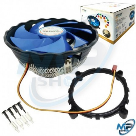Ventilateur  cooler para pour Intel Core i3 i5 i7 LeaderShip LGA1155