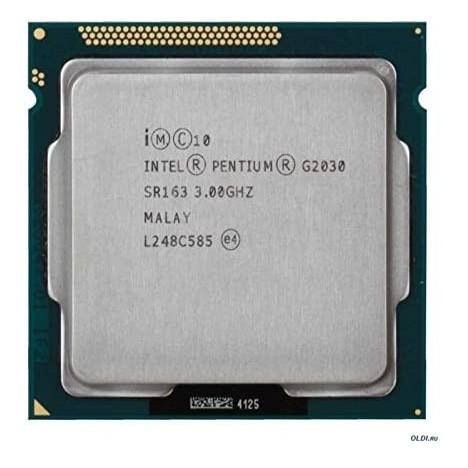 Processeur Intel Pentium Dual Core G2030