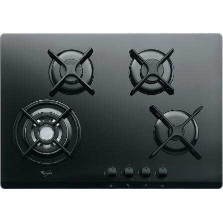 Table de cuisson Whirlpool vétrocéramique Noir (AKT 5000/NB)