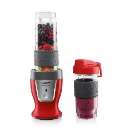 Blender Arzum Shake'take  300 Watt - 0.57 L - Rouge (AR1032RED)