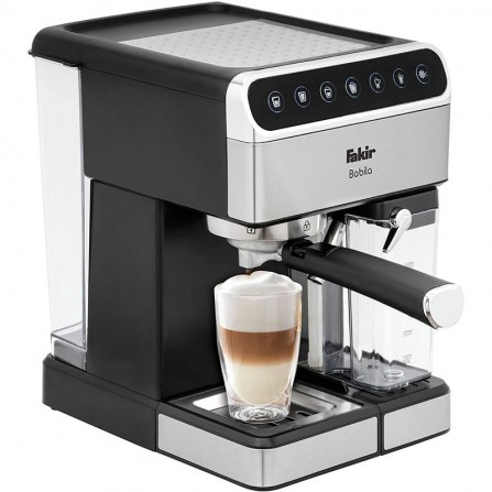 Machine à Café Expresso FAKIR 15 bars 1350W - Inox (BABILA)