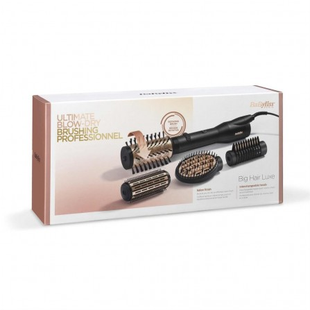 Brosse chauffante - soufflante Babyliss ROTATIVE BIG HAIR LUSTRE (AS970E)