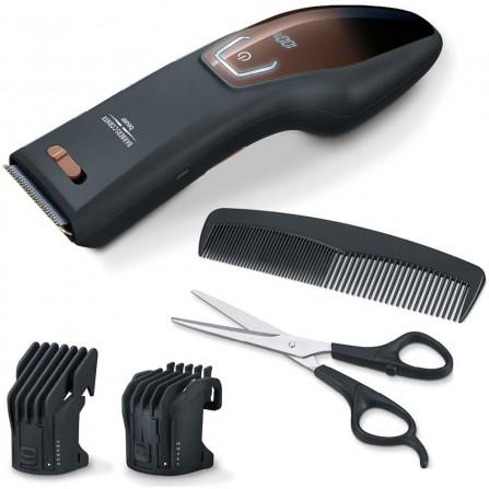 Tondeuse à barbe BEURER  - Noir (HR4000)