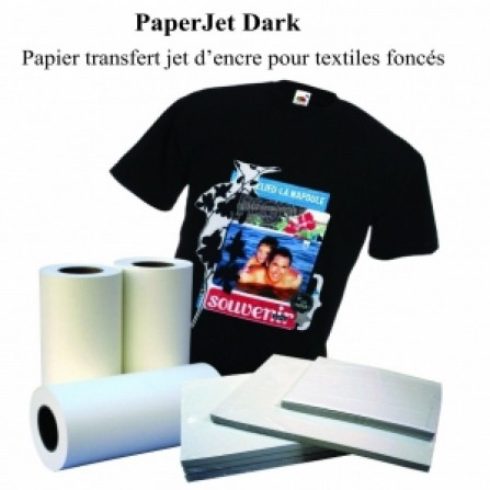 Papier Transfer Light jet Encre A4 - (10 PCS/PACK 10 )