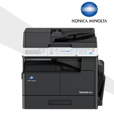 Photocopieur KONICA MINOLTA Bizhub 225i A3 Réseau - Noir (BU-BH225IC)