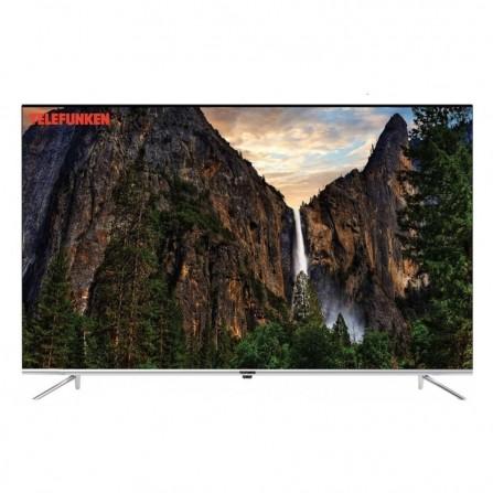 "Téléviseur Telefunken Q20A 50"" Ultra HD 4K / Smart TV / Android / Wifi / ChromeCast Integré -(TV50Q20A)"