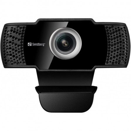 Webcam USB SANDBERG OPTI SAVER - 480P (333-97)