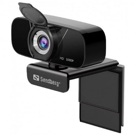 Webcam USB SANDBERG Chat Full HD - 1080P (134-15)