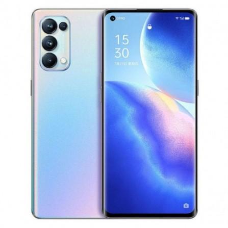 Smartphone OPPO Reno 5 - 4G - Silver (BU-OPPO-RENO5-FSILVER-4G)