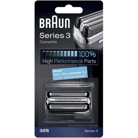 Pièce de Rechange Braun 32S - Séries 3