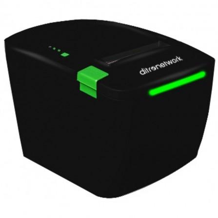 Imprimante Thermique Ditron POS 8010 / Réseau (PPDNK801)
