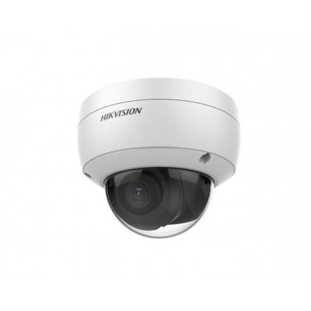 Caméra  Hikvision 4K WDR Fixed Dome Network - with Build-in Mic (DS-2CD2183G0-IU)