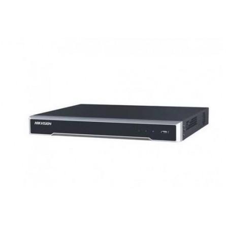 Enregistreur vidéo réseau IP Hikvision 4K 16 canaux - (DS-7616NI-K2/16P)