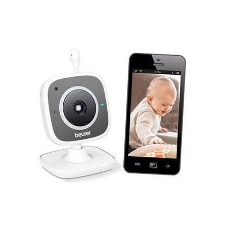 Moniteur de surveillance vidéo BEURER smart - sans fil - HD -(BY88 )