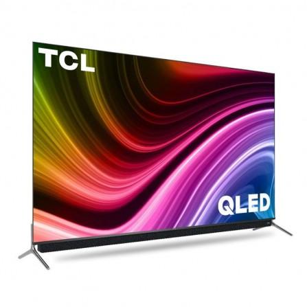 """Téléviseur intelligent TCL 65"""" QLED Android certifié 4K Ultra HD"""