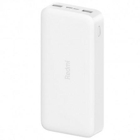 Power Bank Xiaomi Redmi 18W Fast Charge - 20000mAh - White (24983)