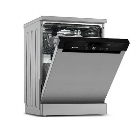 Lave Vaisselle Arcelik - 5 programmes - 13 Couverts  - INOX(6555X)