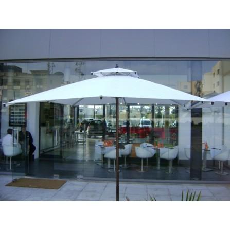 Parasol Carré 8m² (P-BARBADOS-C8)