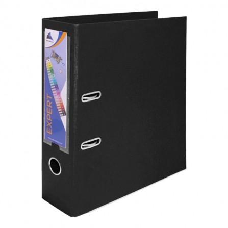 Classeur à Levier OfficePlast Expert Dos 80mm - Noir (1400622C9)