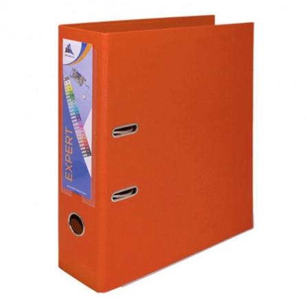Classeur à Levier OfficePlast Expert Dos 80mm Orange (1400622C10)