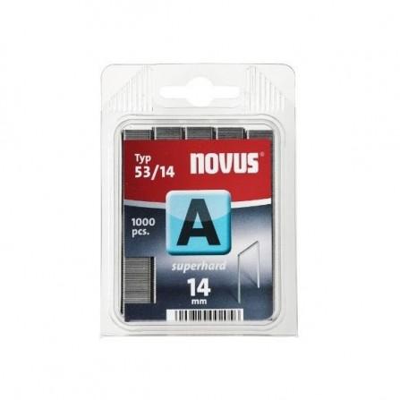 """Agrafes Novus """"A"""" 53/14 PQ/1000 (531400)"""