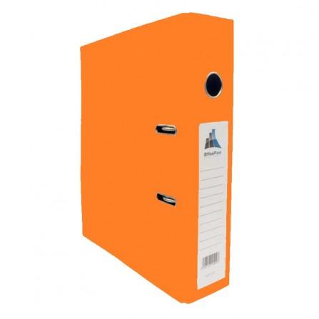 Classeur à levier Office Plast ESSENTIAL Dos 75 mm Orange (1400601C10)