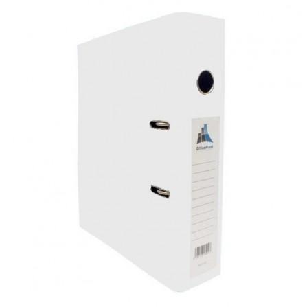 Classeur à Levier Office Plast ESSENTIAL Dos 75 mm Blanc (1400601C2)