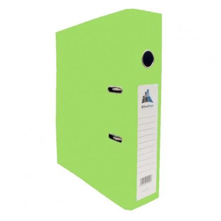 Classeur à Levier Office Plast ESSENTIAL Dos 75 mm Vert-Clair (1400601C14)