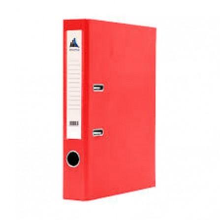 Classeur à Levier ESSENTIAL Dos 55 mm Office Plast Rouge (1400602C12)