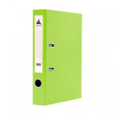 Classeur à Levier ESSENTIAL Dos 55 mm Office Plast Vert-Clair (1400602C14)