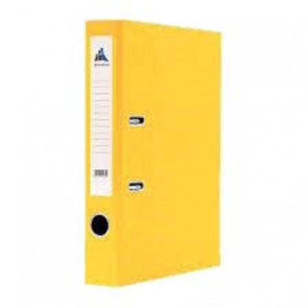 Classeur à Levier ESSENTIAL Dos 55 mm Office Plast Jaune (1400602C7)