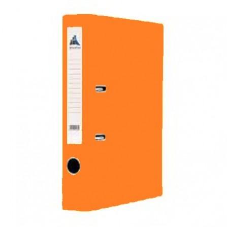 Classeur à Levier ESSENTIAL Dos 55 mm OfficePlast Orange (1400602C10)