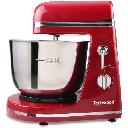 Robot de Cuisine Techwood - 3.5L -TMB-365- ROUGE (TMB-365)