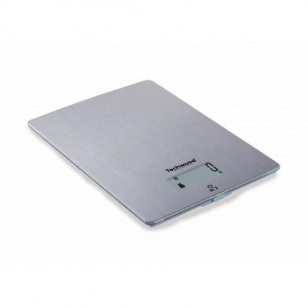 Balance de cuisine digitale Techwood 5kg - inox( TPA-808S)