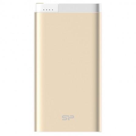Powerbank SILICON POWER S105 / 10000 mAh - champagne (SP10KMAPBK105P0C)