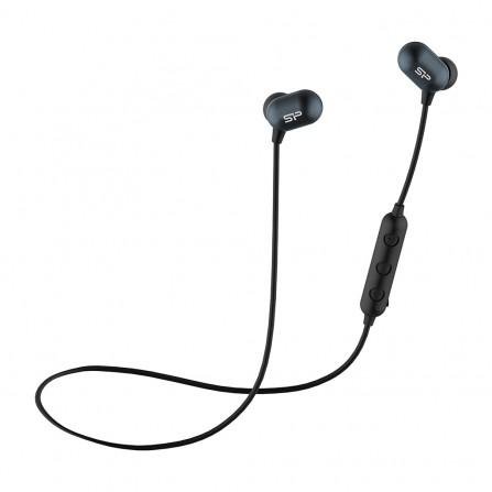 Ecouteurs Bluetooth Silicon Power BP61 - Noir (SP3MWASYBP61BT0K)