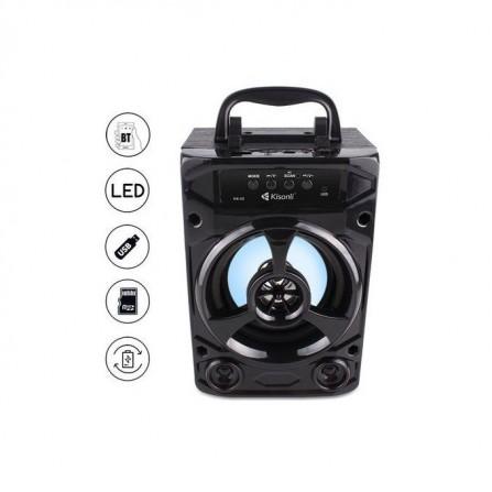 Haut Parleur Portable Kisonli Bluetooth (KK02)