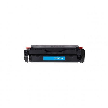 Toner HP Adaptable - Cyan 415A Sans puce (W2031A/2021A)